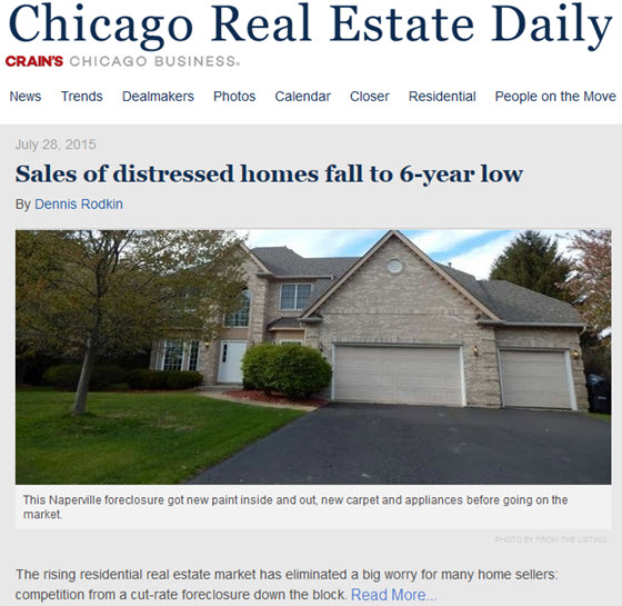 Distressed Sales-  Naomi Campbell Interviewed About Distressed Properties